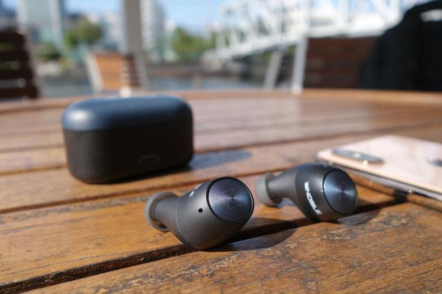 画像: Noble Audio、ブランド初の完全ワイヤレスイヤホン「FALCON」を10月下旬に発売。ワイヤレスの接続性、音質、そして操作性にこだわった逸品 - Stereo Sound ONLINE