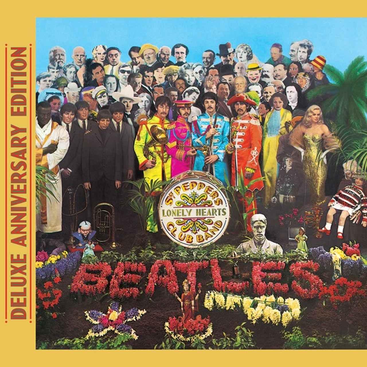 画像: Sgt. Pepper's Lonely Hearts Club Band[Deluxe Anniversary Edition]/ザ・ビートルズ
