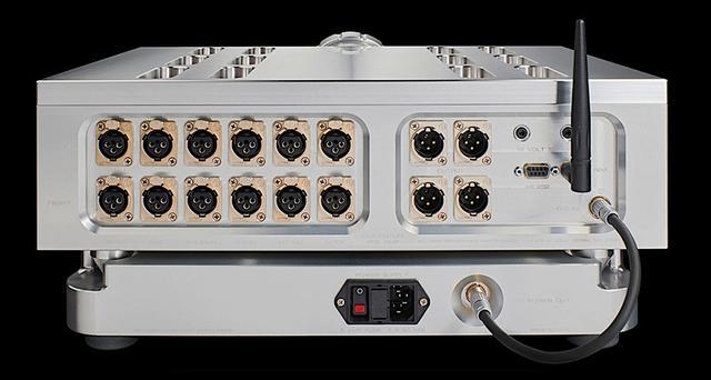 画像2: Dan D'Agostinoから、究極のプリアンプ「MOMENTUM HD PREAMPLIFIER」が発売決定。6年ぶりに、内部回路すべてを刷新するグレードアップを実現