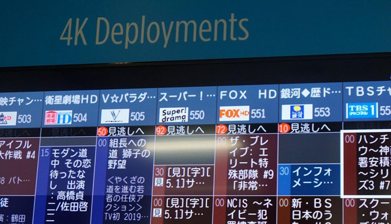画像: ケーブルテレビサービスに加入しているユーザーに対しては、見逃した番組をネットで楽しめることも提案