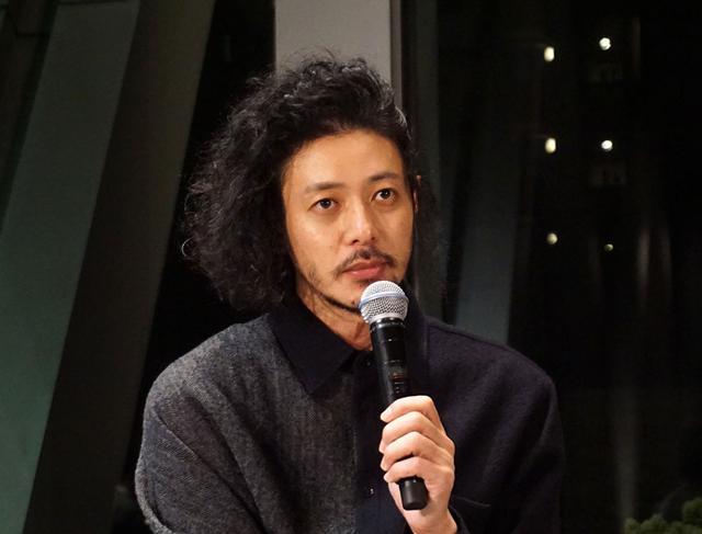 画像: 俳優・映画監督のオダギリ ジョー氏