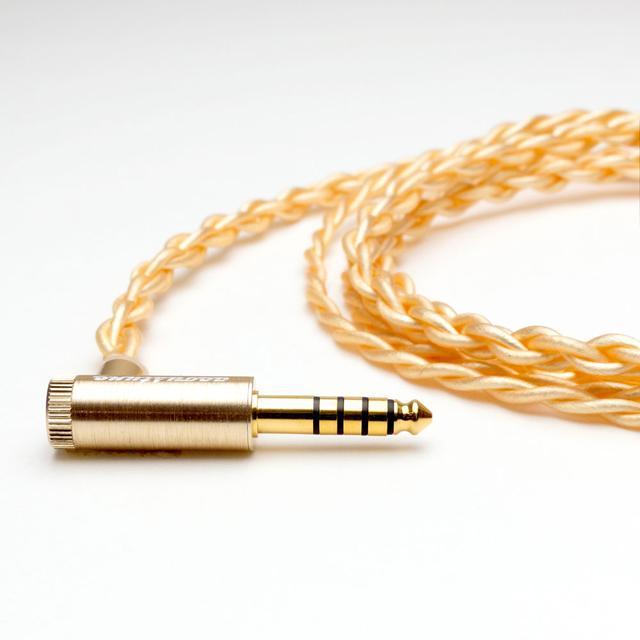 画像: 限定オプションケーブル「ARC73 16Wireハイブリッドケーブル Pentaconn Ear-4.4mm 5極」