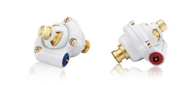 画像1: Acoustune、限定生産のイヤホン「HS1655 CU White」「HS1695TI Gold」を11月1日に発売。新型コネクターと特別ケーブルでサウンドをチューンアップ