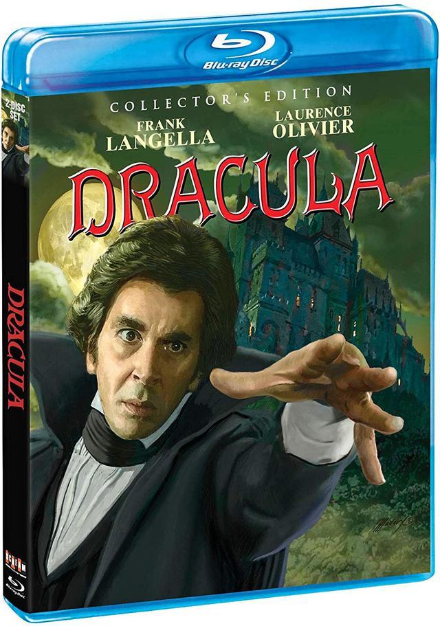 画像2: 2種類の色彩版を収録『ドラキュラ』【海外盤Blu-ray発売情報】