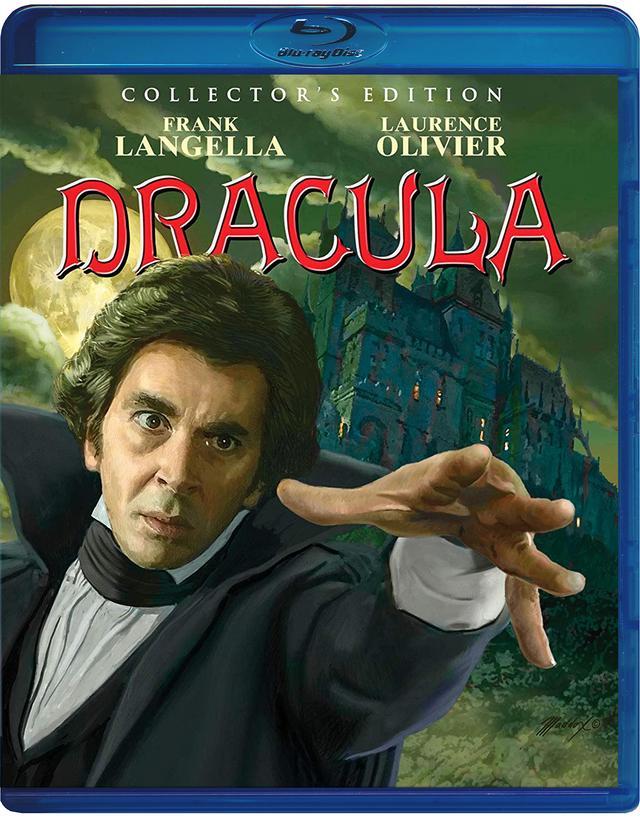 画像1: 2種類の色彩版を収録『ドラキュラ』【海外盤Blu-ray発売情報】