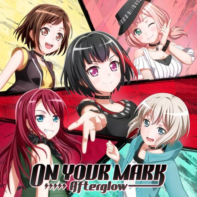 画像: ON YOUR MARK/Afterglow