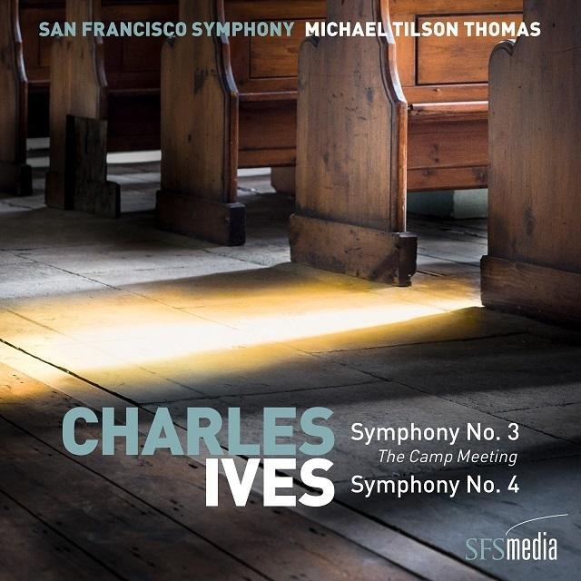 画像: Ives: Symphonies No.3 & 4 / アイヴズ:交響曲第3&4番(SACD)【輸入盤】 | Warner Music Japan
