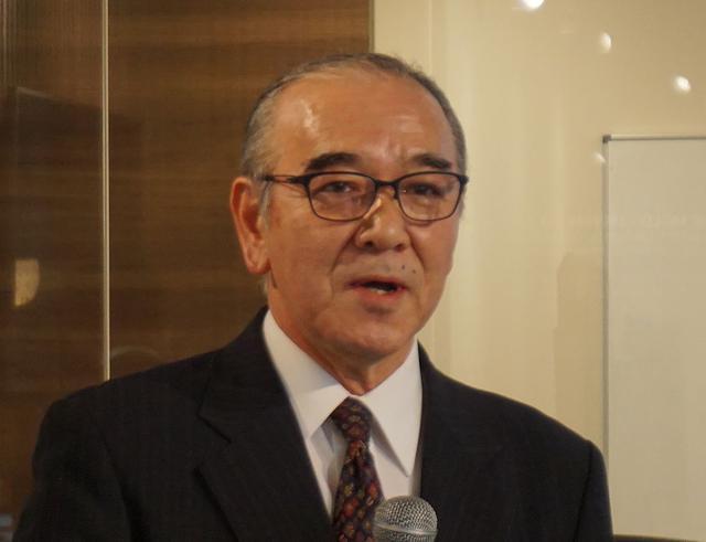 画像: 株式会社ピクセラ 製品事業本部 本部長の堀 伸生氏