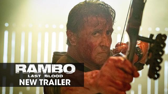 画像: Rambo: Last Blood (2019 Movie) New Trailer— Sylvester Stallone www.youtube.com