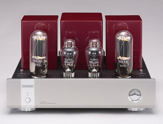 画像: プリメインアンプTRV-845SEをパワーアンプ化したTRV-P845SEなど、4つの新製品をトライオードが発売 | Stereo Sound ONLINE