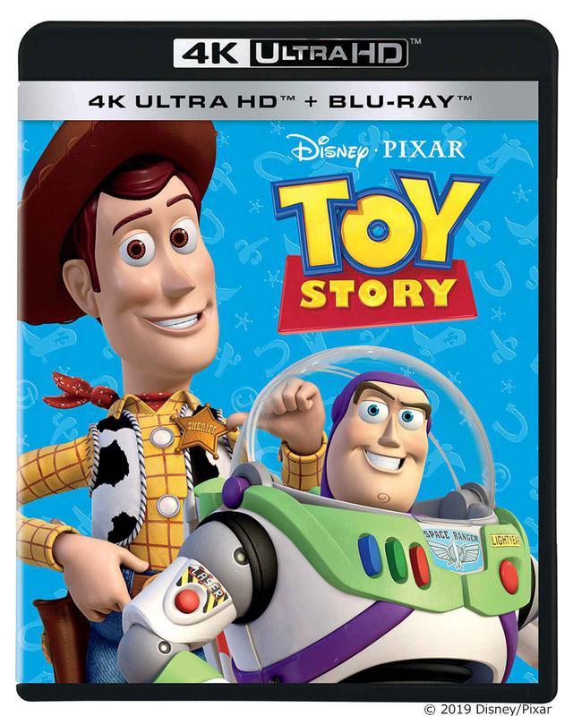 画像: 『トイ・ストーリー 4K UHD』 ¥5,800(税別) (c)2019 Disney/Pixar