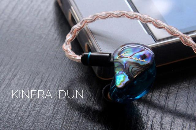 画像: Kinera、2BA+1DDのイヤホン「IDUN」、および初の1DD仕様「SIF」を7月26日に発売 - Stereo Sound ONLINE