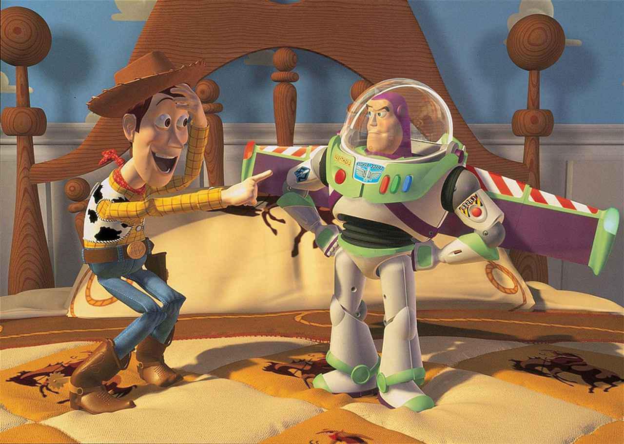 画像: 『トイ・ストーリー』より (c)2019 Disney/Pixar