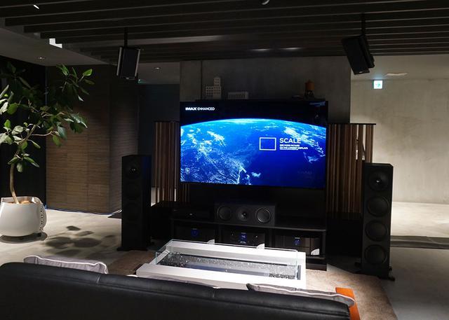画像: 説明会では、IMAX Enhancedのデモディスクを使った体験会も行なわれた