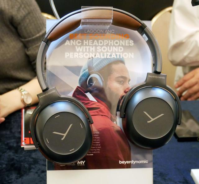 画像: ▲アクティブノイズキャンセリング機能搭載のワイヤレスヘッドホン「LAGOON ANC JP」