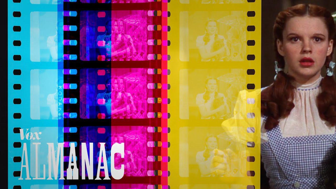 画像: How Technicolor changed movies www.youtube.com