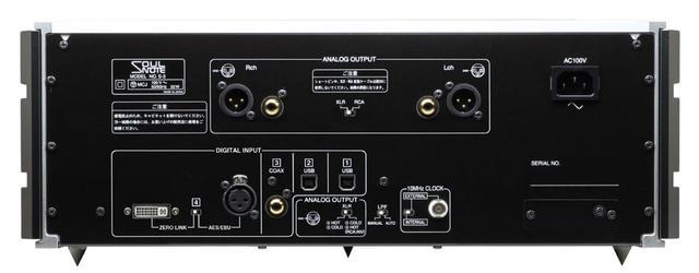 画像: SOULNOTE、ブランド第3世代製品として、弩級SACDプレーヤー「S-3」を12月下旬に発売。価格は128万円!