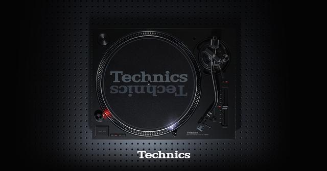 画像: DJターンテーブル SL-1200MK7|Hi-Fi オーディオ - Technics(テクニクス)