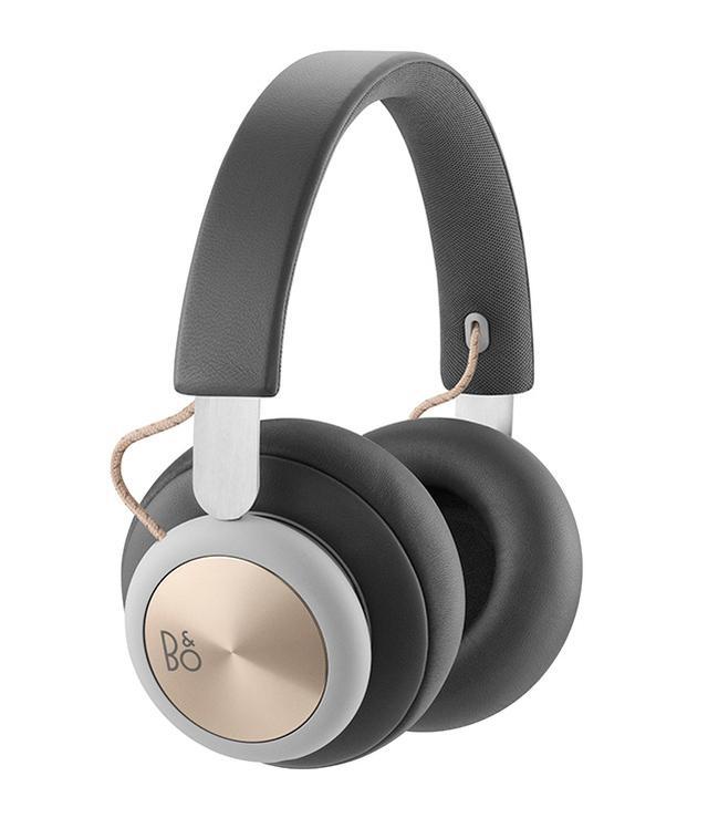画像: B&O PLAYのBluetoothヘッドホン「Beoplay H4」。形状記憶フォームとラムスキンで装着感と遮音性を高める | Stereo Sound ONLINE
