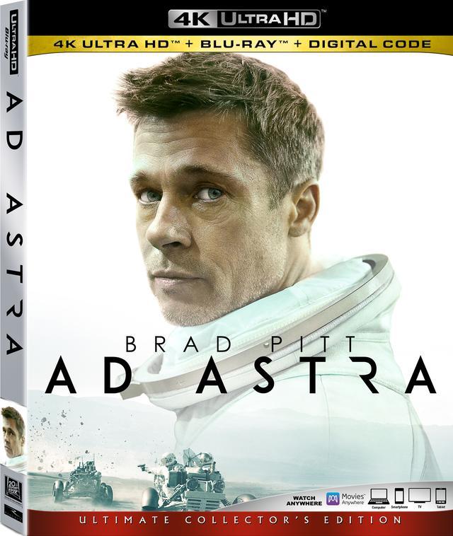 画像: ブラッド・ピット主演SF大作『アド・アストラ』【海外盤Blu-ray発売情報】