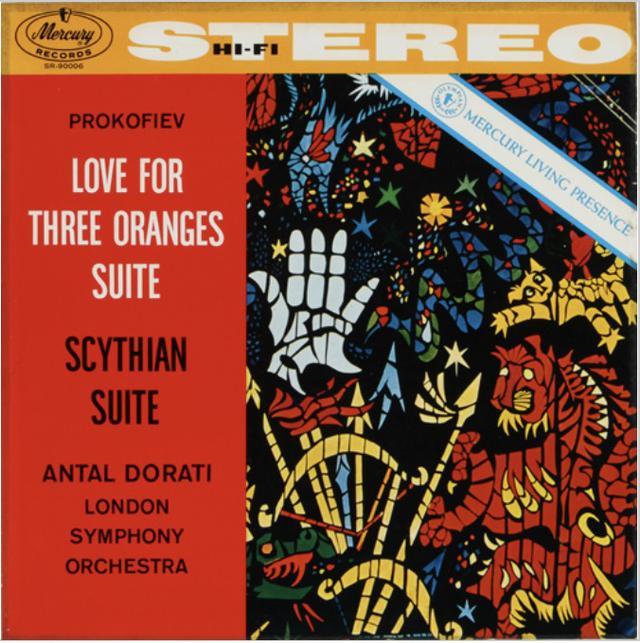 画像1: 名盤ソフト 聴きどころ紹介5/『ストラヴィンスキー:バレエ「火の鳥」』『プロコフィエフ「3つのオレンジへの恋」組曲、スキタイ組曲』 Stereo Sound REFERENCE RECORD