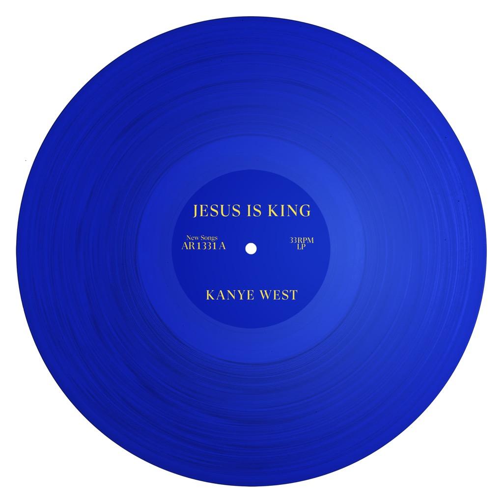 画像: JESUS IS KING / カニエ・ウェスト