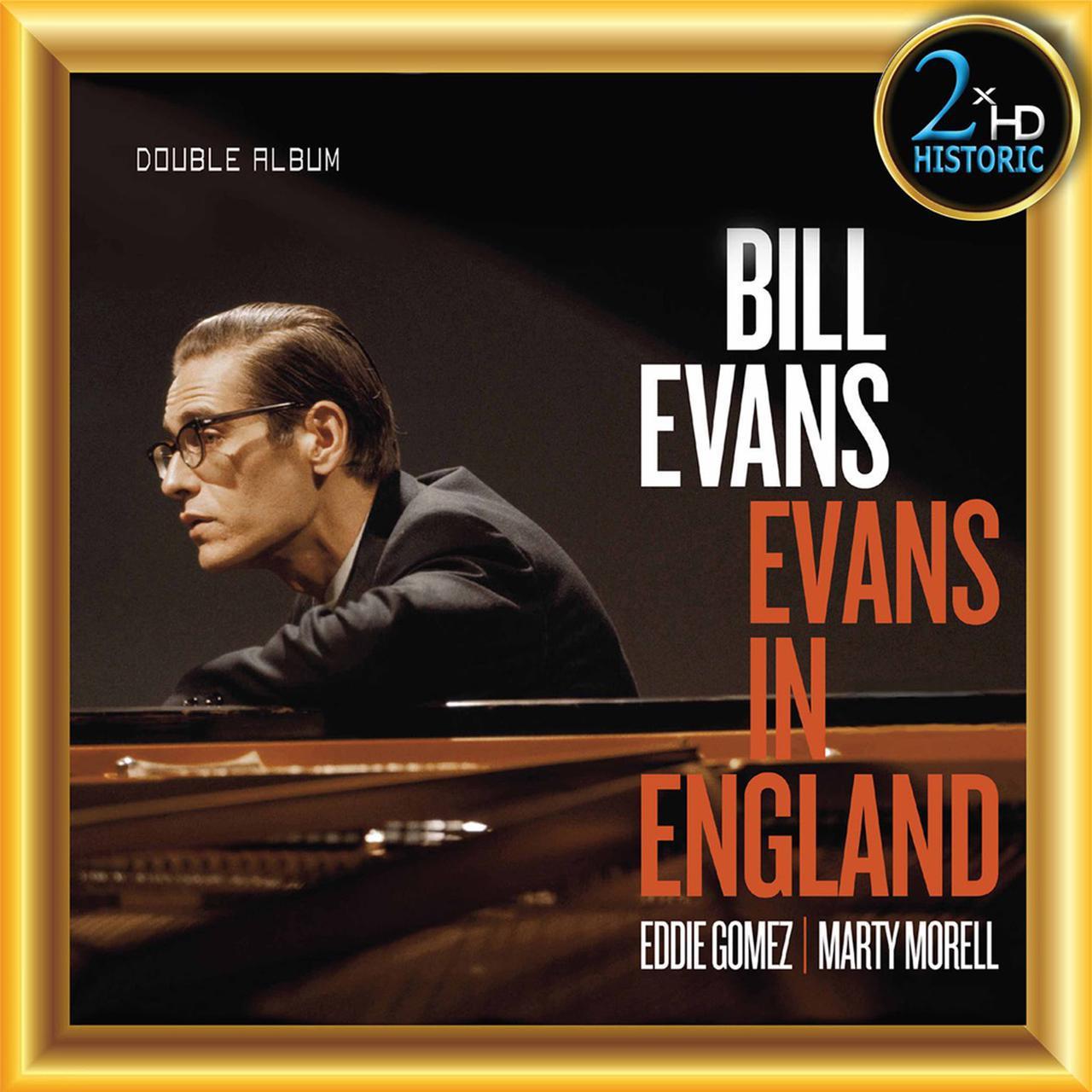 画像: Bill Evans, Evans in England/Bill Evans