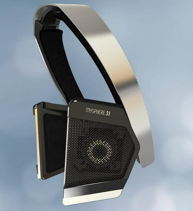 画像: ドライバーユニットが耳の上で浮いている!?  オーストリア・ウィーンLB-Acostics社のヘッドホン「MYSPHERE 3」が発売開始。従来のヘッドホンとは一味違う、広大な音場再現が楽しめる