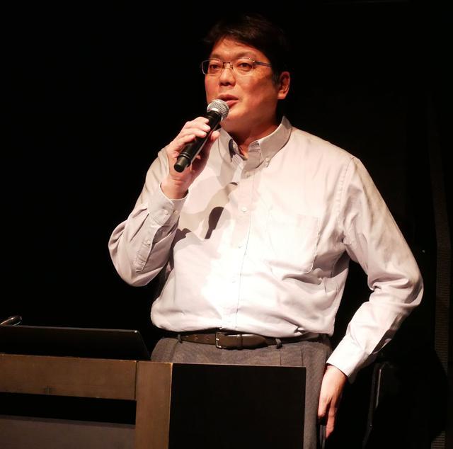 画像: セーフリスニング事務局 須山慶太氏