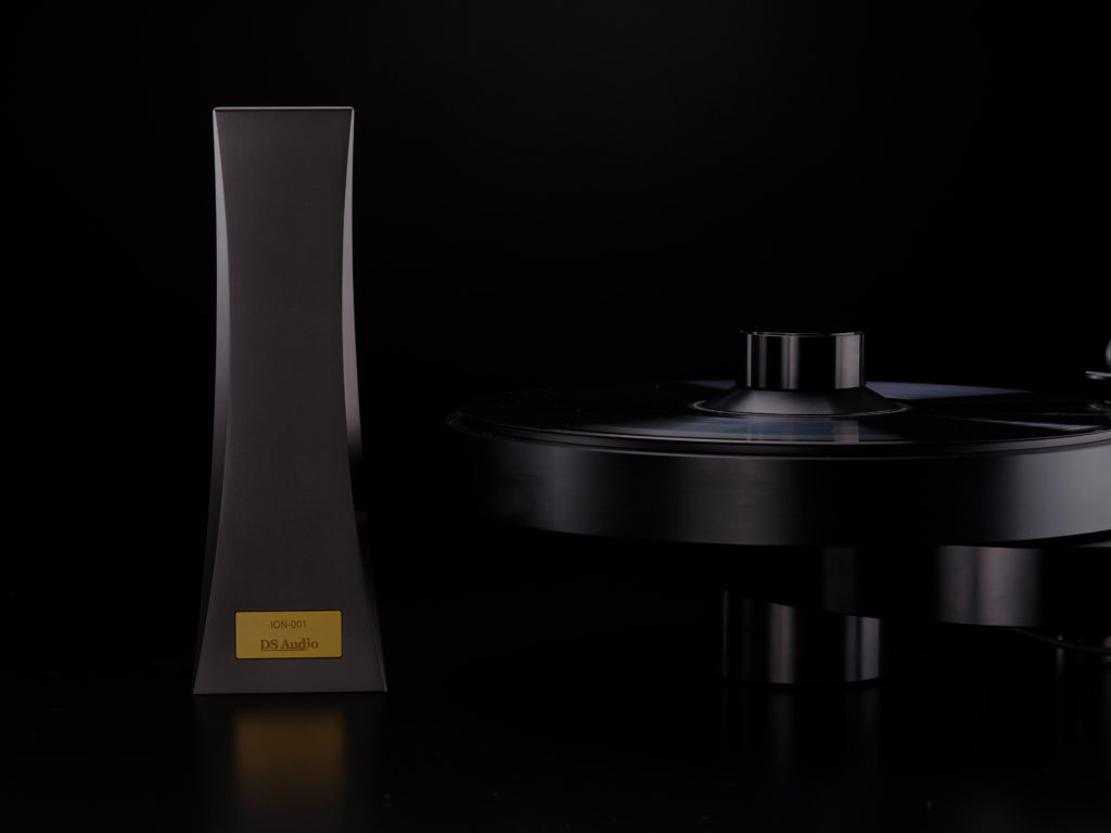 画像: DS Audio/ION-001 Vinyl Ionizer