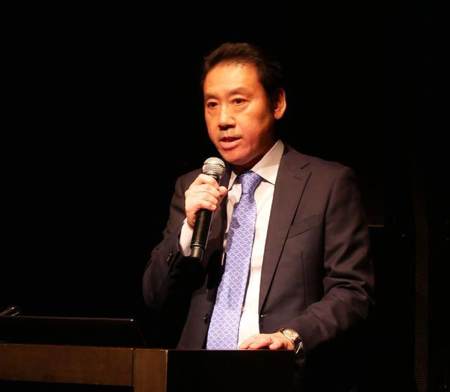 画像: ヤマハミュージックジャパン AV・流通営業部 野口部長