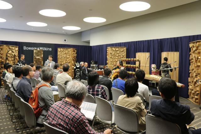 画像: ナマ演奏とオーディオ再生、それぞれに楽しさ、面白さがあると、さまざまな趣向を凝らした特別イベントを繰り広げている クリアーサウンドイマイのホームページはこちら www.clearsoundimai.com