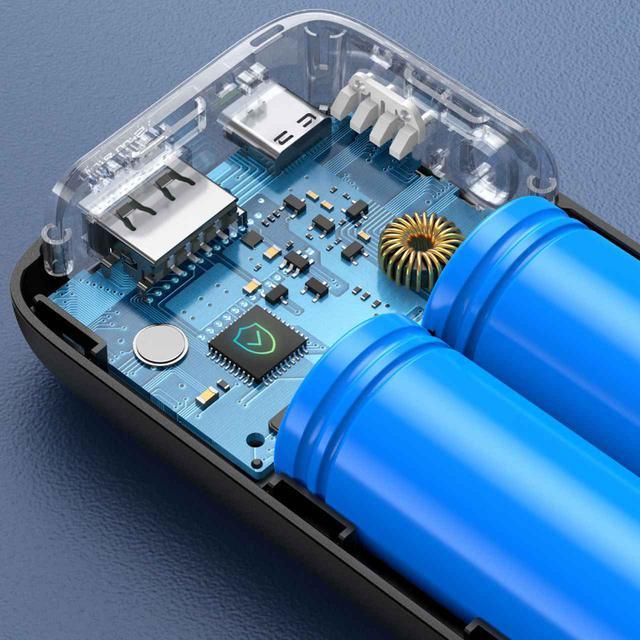 画像: RAVPower、LG化学製電池採用のコンパクトで大容量のモバイルバッテリー「RP-PB186」を11月15日に発売。iPhone11シリーズへの急速充電も可能