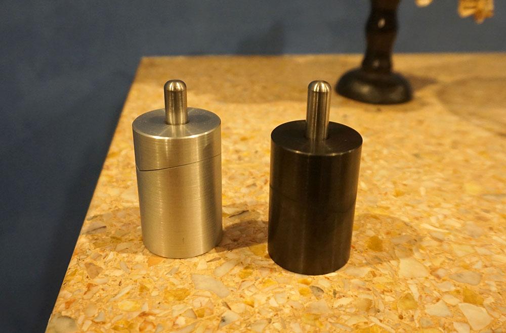 画像: 「S-Cast」の本体はスチール(SS400)を使用。心棒はステンレススチール製(SUS303)とのこと