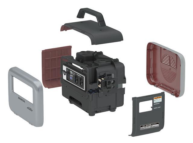 画像: E500 for Musicは、本体の5面に電磁波シールドが施され、外部からのノイズにもしっかり対策されている