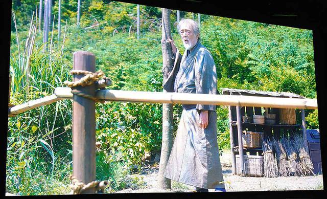 画像1: 【麻倉怜士のMIPCOM2019報告:03】MIPCOM2019で分かった8Kの最前線。8Kのドラマ進出。日本映画放送、8K時代劇『帰郷』