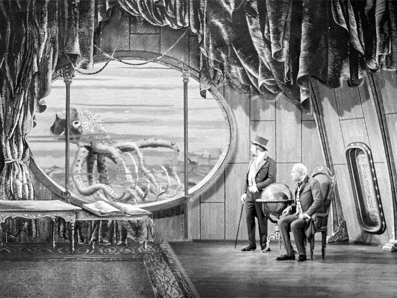 画像3: カレル・ゼマン監督作『前世紀探険』『悪魔の発明』『ほら男爵の冒険』【クライテリオンNEWリリース】