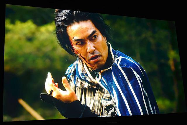 画像: 日本映画放送が製作した8K時代劇『帰郷』