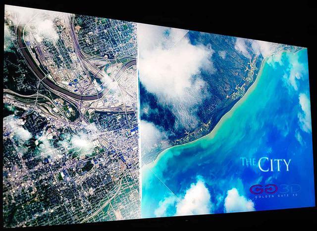 画像: 『ザ・シティ 生きている都市』のタイトル映像