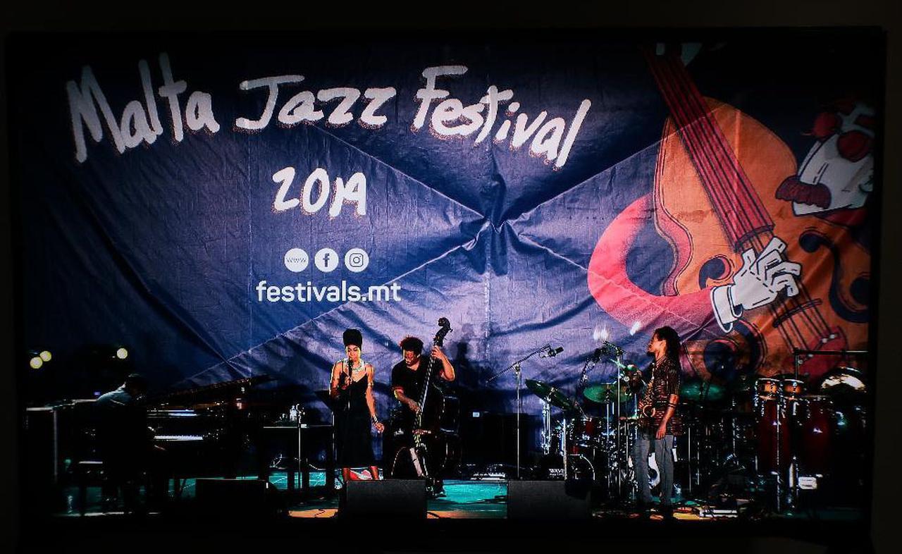 画像: マルタ・ジャズ・フェスティバル2019。マルタ島の名物イベント