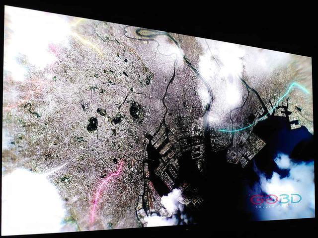 画像2: 【麻倉怜士のMIPCOM2019報告:05】たいへんエモーショナルで感情的な8Kだ。 『ザ・シティ 生きている都市』