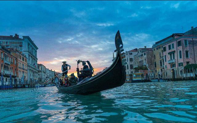 画像: ひじょうにエモーショナルなベネチアの景色