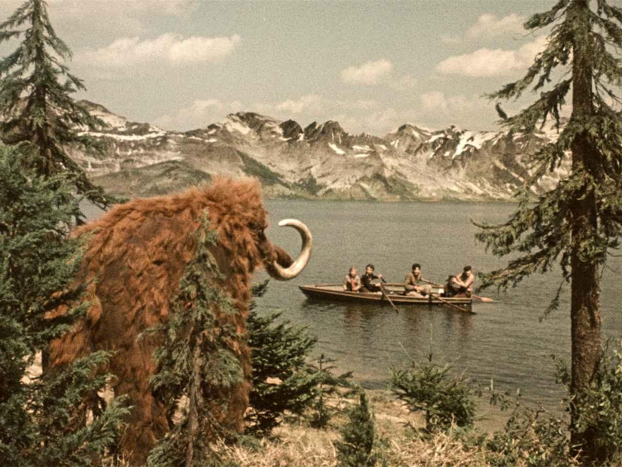 画像2: カレル・ゼマン監督作『前世紀探険』『悪魔の発明』『ほら男爵の冒険』【クライテリオンNEWリリース】