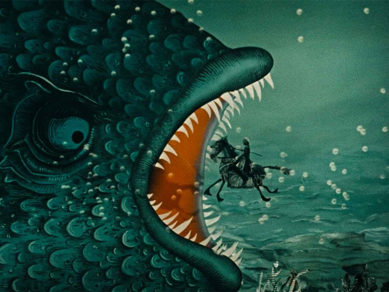 画像4: カレル・ゼマン監督作『前世紀探険』『悪魔の発明』『ほら男爵の冒険』【クライテリオンNEWリリース】