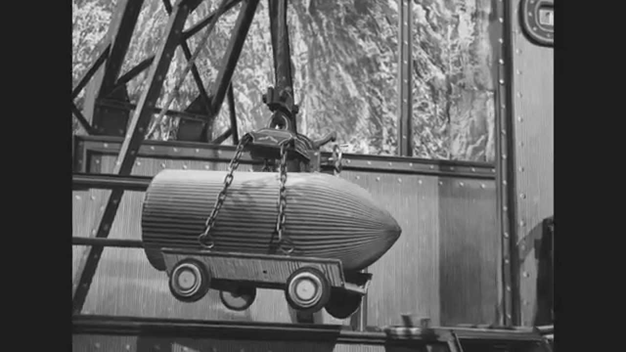 画像: Karel Zeman: Invention for Destruction - TRAILER of the digitally restored film www.youtube.com