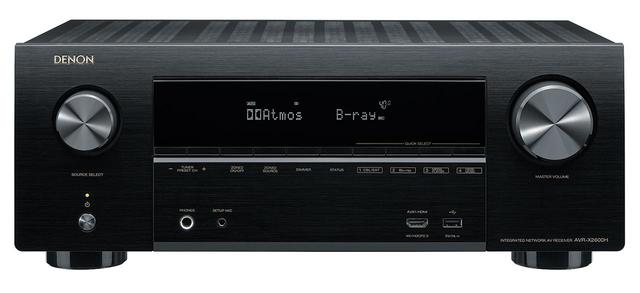 画像1: 第1位:デノン AVR-X2600H