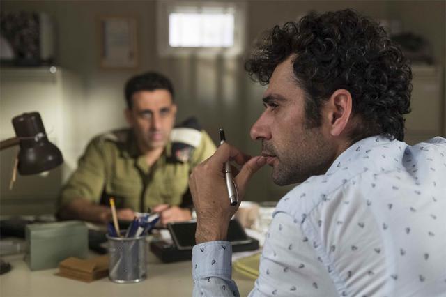画像2: 【コレミヨ映画館vol.33】『テルアビブ・オン・ファイア』 頭の痛いパレスチナ問題を笑いの力でももみほぐせ。対立と和解を考えさせる秀作コメディ
