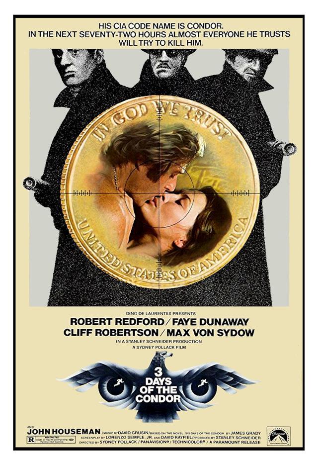 画像: コンドル/THREE DAYS OF THE CONDOR(1975) 監督シドニー・ポラック