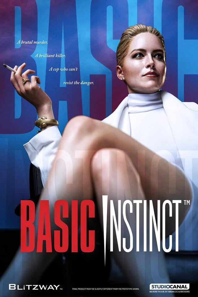 画像: 氷の微笑/BASIC INSTINCT(1992) 監督ポール・ヴァーホーヴェン