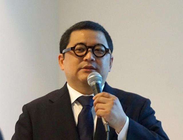 画像: SNEXTの代表取締役社長 細尾 満氏